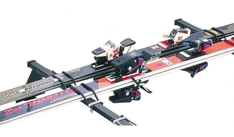 Držač – nosač za 1 par skija, Menabo