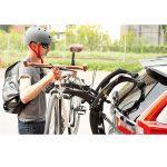Auto nosač bicikla na zadnja vrata vozila Saris Bones Ex3 - DOŽIVOTNA GARANCIJA
