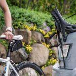 Auto nosač jednog bicikla na zadnja vrata vozila Saris Solo - DOŽIVOTNA GARANCIJA