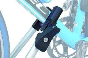 Krovni auto nosač bicikla aluminijumski sa zaključavanjem bicikla i samog nosača